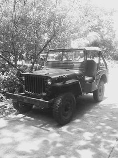 parade jeeps Midget
