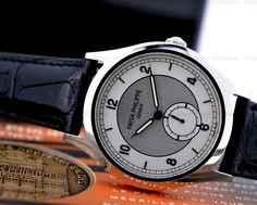 Patek Philippe Calatrava 5565 in Stainless Steel LIMITED to 300 Pieces.....HOLY GRAIL!