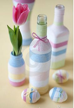 Recycled BoTTLeS for EaSTeR