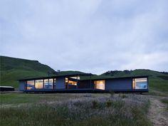 Casa Moderna de Una Planta