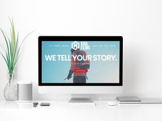 Web Design, Your Story, Told You So, Success Factors, Advertising Agency, Weaving, Things To Do, Design Web, Website Designs
