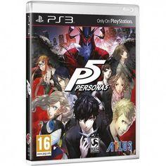 ¿Que ya no hay juegos nuevos para tu PlayStation 3? Entra en TheShopGamer.com y llévate el nuevo Persona5 para tu consola. Y ya que estás consulta nuestro amplio catálogo de juegos en ofertas para tu PS3.