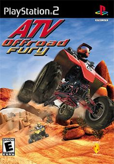 ATV Offroad Fury Is it bad that I have this game, and love it?