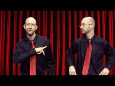 Opposite Personalities in ASL - Personality Vocabulary in American Sign Language Sign Language Interpreter, Asl Sign Language, British Sign Language, Deaf Sign, Asl Signs, Foreign Language Teaching, Language Lessons, Asl Videos, Deaf Culture