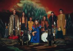 King Gizzard & The Lizard Wizard - Nonagon Infinity - Danny Cohen ≈ Photographer / Director