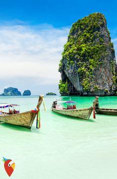 Traumurlaub in Sicht #thailand #dreamholidays #holidays #flights