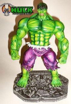 The Incredible Hulk (Incredible Hulk) Custom Action Figure