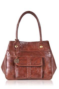 IMPERIO.  Bolso de cuero / asas de cuero / bolso de hombro / bolso de mano / bolso de cuero bohemio / bolsa boho.  Disponible en diferentes colores de piel.