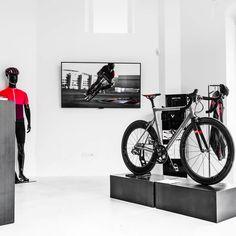 T°RED Bikes ConceptStore | Desenzano del Garda, Brescia, Italia.
