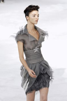 Chanel - Spring 2008 Couture Collection
