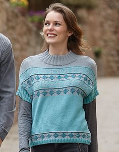 Ravelry: 11-11 Sweater pattern by Fil Katia