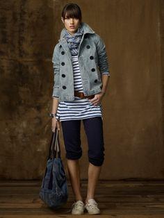 Denim & Supply Spring 2012 Lookbook