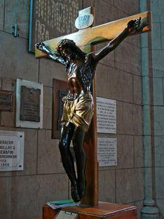 https://flic.kr/p/dfYuXe | Luján - Basílica. | Interior de la Basílica de Luján, Buenos Aires - Argentina.