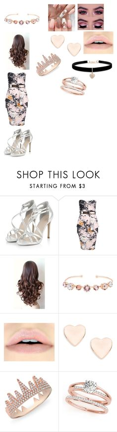 """#Sweet 16 💖"" by r05192631s ❤ liked on Polyvore featuring Ted Baker, Anne Sisteron and Betsey Johnson"