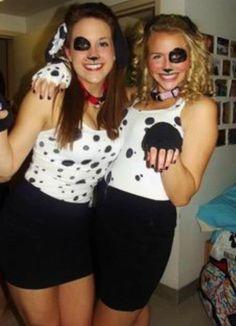 Diy Dalmatian costume                                                                                                                                                                                 More