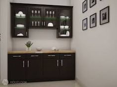 Image Result For Crockery Unit Designs UnitsCrockery CabinetIndian
