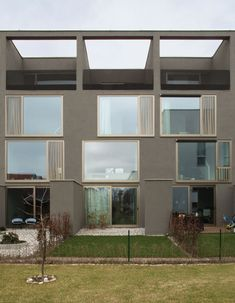 Urban Architecture, Amazing Architecture, Glass Facades, Social Housing, Exterior, Windows, Design, Cleveland, Home Decor