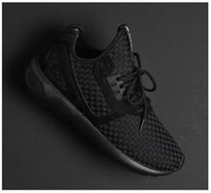 new style 92dd5 05220 adidas Originals Tubular Runner Weave  Black. Romain Saint-Jean · Running  Shoes · Max. Nike Images ...