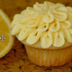 Lemon Dream Cupcakes