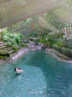 Ardent Hot Spring, Camiguin Island, Philippines