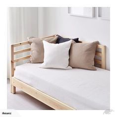IKEA TARVA Day Bed Frame, Pine   Trade Me