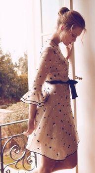 Valentino worn by Charlotte Cordes | Photo by Koray Birand | Vogue Greece June 2011