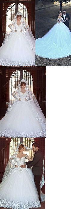 Wedding Dresses: 2017 New White Ivory Lace Wedding Dress Bridal Gown Custom Size 6-8-10-14-16-18 -> BUY IT NOW ONLY: $149 on eBay!