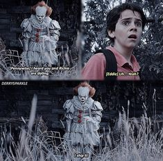 Read ♡ Reddie ♡ from the story IT Ships/Memes by essence_eddie (eddies inhaler) with reads. Horror Movies Funny, Comic Movies, Good Movies, Dance Hip Hop, Tap Dance, Pole Dance, Just Dance, Es Pennywise, Pennywise The Dancing Clown