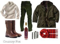 The Londoner: Men's Autumn Style Notes