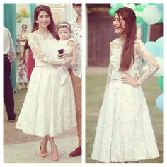 Image about girl in Pakistani dresses by Aabish Rajput Mother Daughter Matching Outfits, Mother Daughter Fashion, Stylish Dresses For Girls, Nice Dresses, Casual Dresses, Beautiful Dresses, Pakistani Formal Dresses, Pakistani Fashion Casual, Pakistani Models