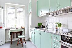 Enjoy Your Home: Kuchnia w Stylu Retro