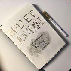 COVER PAGE • 1 of 249  #bulletjournal #bullet #journal #bulletjournalcommunity #bulletjournaljunkies #planner #plannercommunity #studyblr #bujo #leuchttrum1917 #bulletjournaling #journaling