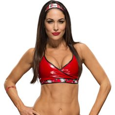 Brie Bella ❤ liked on Polyvore featuring wwe
