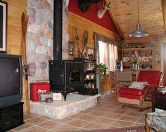 I love wood burning stoves!