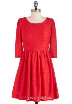 Ultra Marina Dress | Mod Retro Vintage Dresses | ModCloth.com