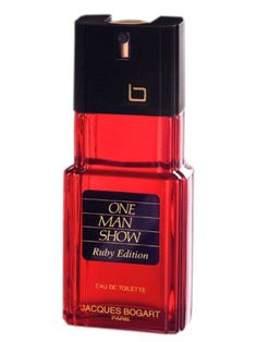 One Man Show Ruby Edition Jacques Bogart for men