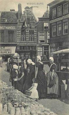 ♥Middelburg-marktdag