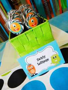 "Photo 1 of 36: MONSTER / Birthday ""Liam's Monster Bash"" 