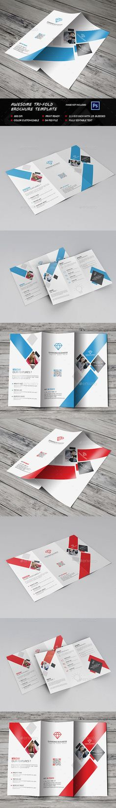 Awesome Tri-fold Brochure