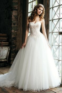 Sincerity Bridal Spring 2012 collection