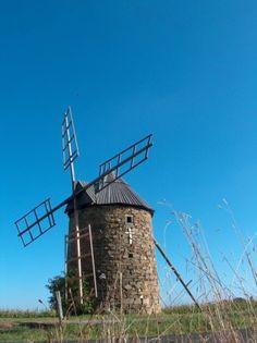 """Le moulin de la Maison Blanche """"Moulin à paroles"""" Ally 43"""