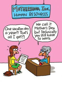 Motherhood Inc. HR department