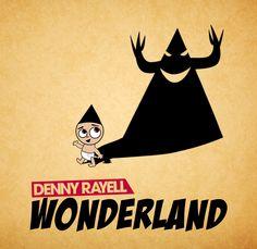 Play now! New track by Denny Rayell-'Wonderland' Wonderland, Track, Batman, Play, Superhero, Cover, Fictional Characters, Art, Art Background
