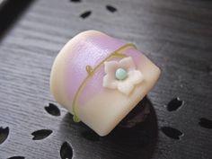 Above confectionery Tsu finished! [Kikyo] - Midori Ya Yamato City Fukuda cherry blossoms Senbonzakura sweets