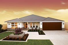 Good Life Display Homes: The San Remo. Visit www.localbuilders.com.au/display_homes_perth.htm for all display homes in Perth