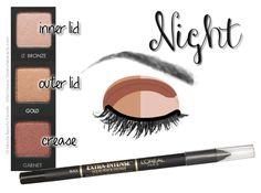 Summer Beauty Challenge: Lorac Pro Palette Day to Night Eye Shadow Looks via @15 Minute Beauty