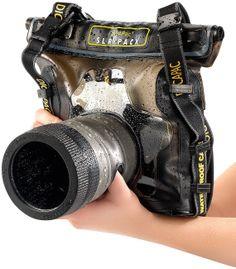 DiCaPac NX-4004-907 DiCaPac - Funda impermeable para cámaras de fotos réflex de DAP Precio: EUR 90,80 Disponible con envío gratis con Amazon Premium