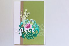 Stampin 'Nut: Hello! Annual Catalogue 2016 - 2017 Blog Hop Week 6