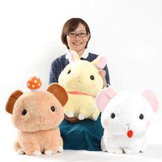 Plushies / Big Plushies / Kyun to Nakiusagi no Minori Pika Plush Collection (Big)