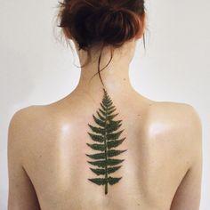 Tattoo You, Olga Nekrasova
